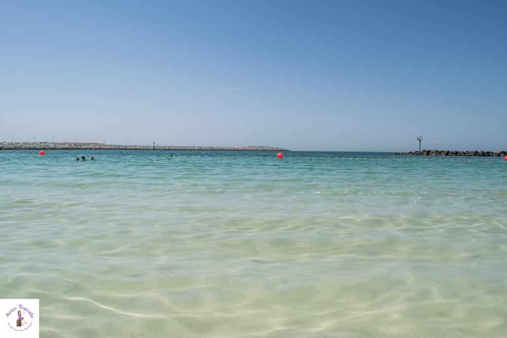 Best places in Dubai - La Mer beach