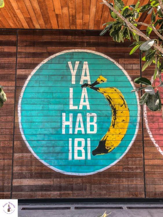 Gala Habibi Grafit in Dubai