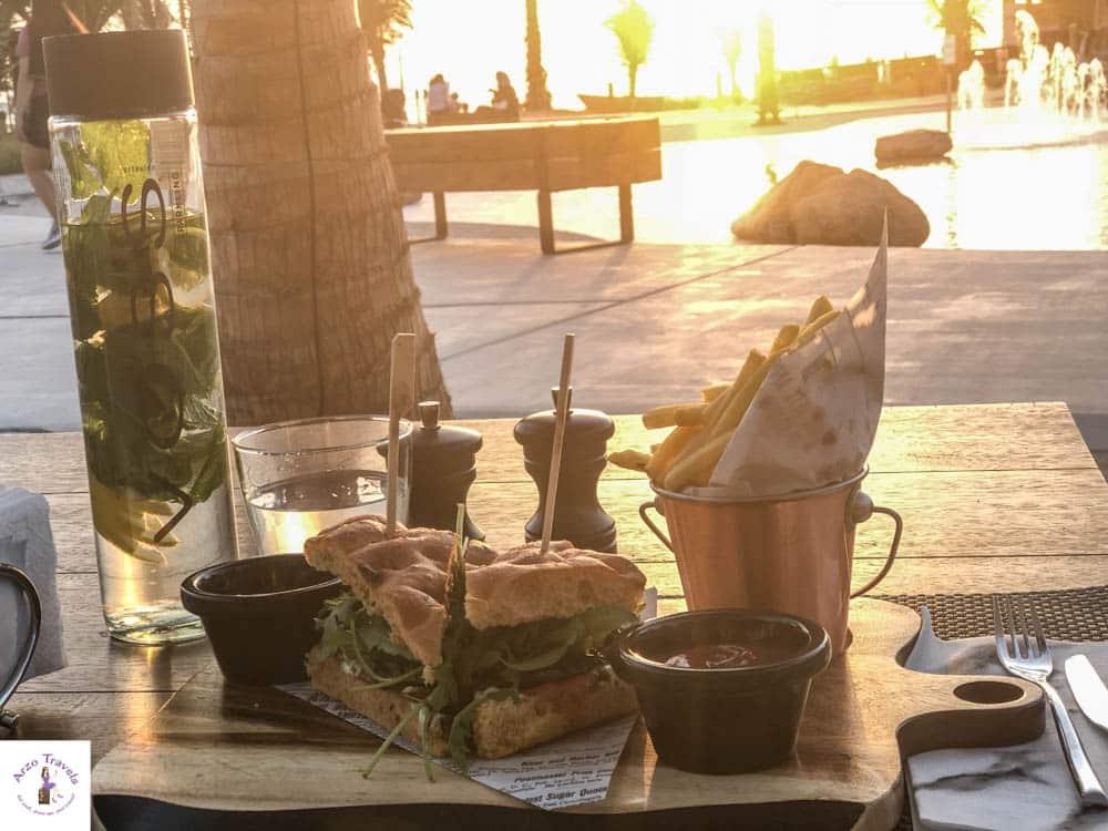 Cafes at La Mer Dubai