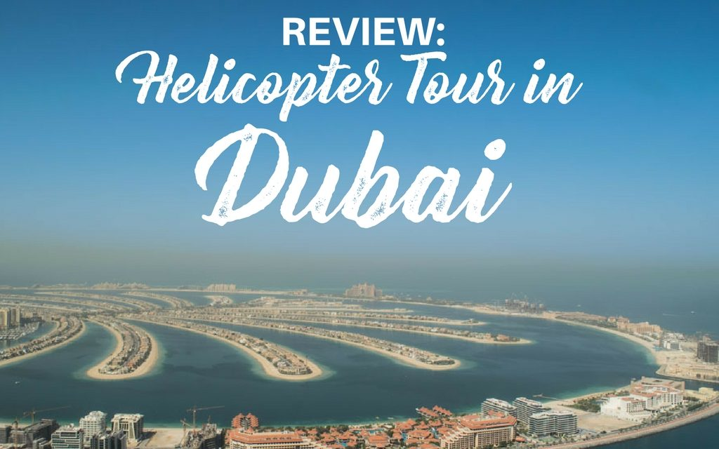 Helicopter Tours in Dubai – How to Find the Best Helicopter Flight in Dubai