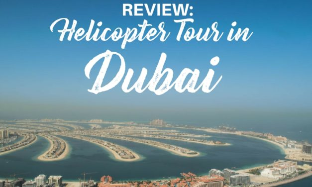 How to Find the Best Helicopter Tour in Dubai