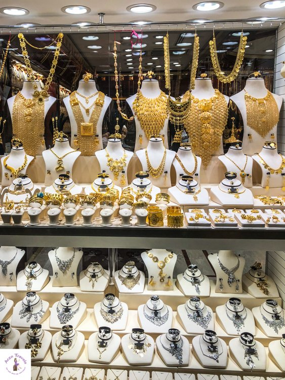 Best places to shop in Sharjah - Blue Souk