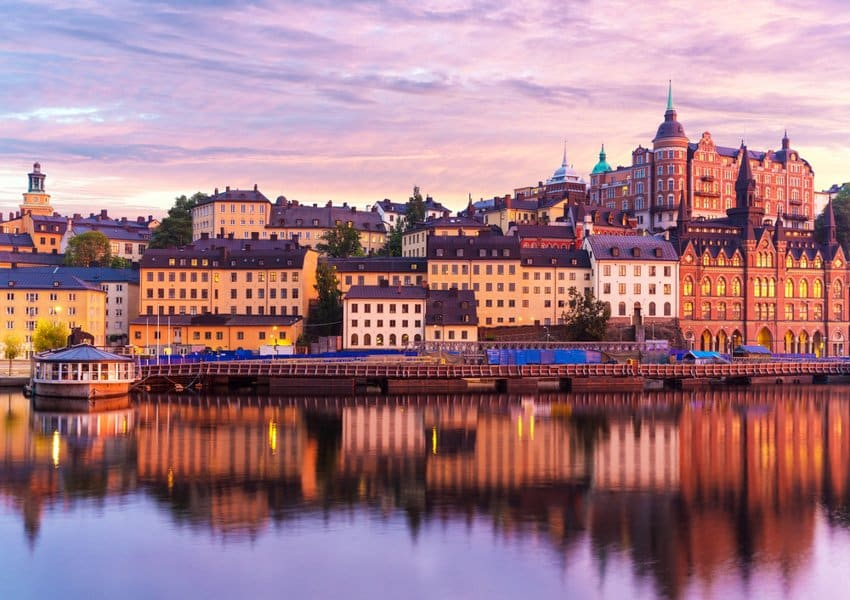 Stockholm Södermalm is one of the best areas to stay in Stockholm