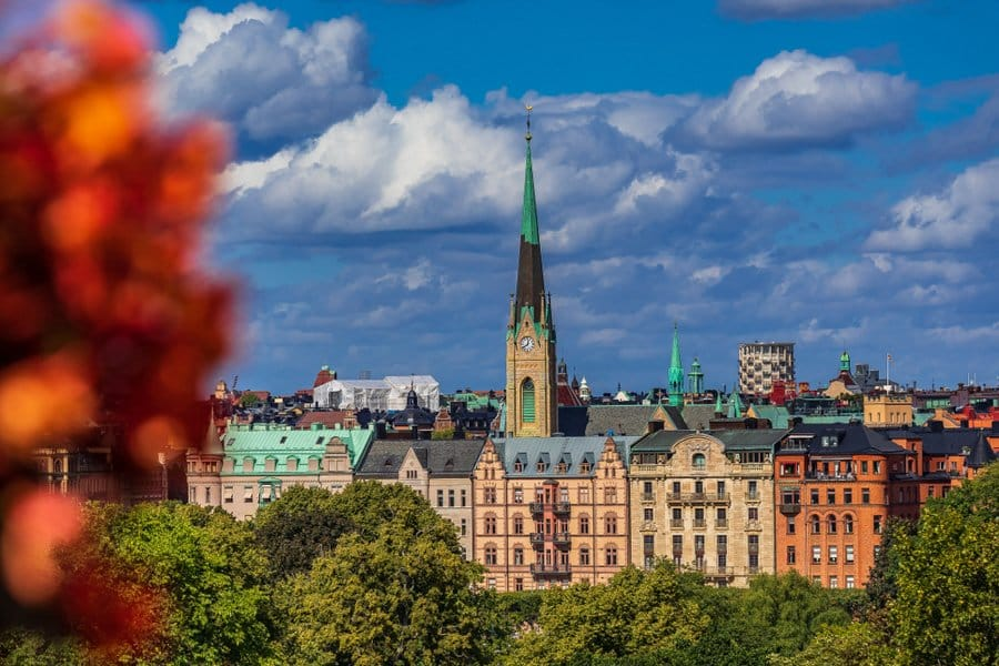 Stockholm where to stay in Ostermalm