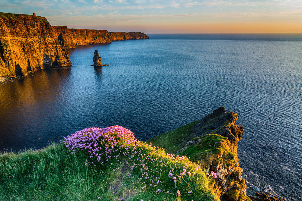 What to do in Ireland - Cliffs of Moher