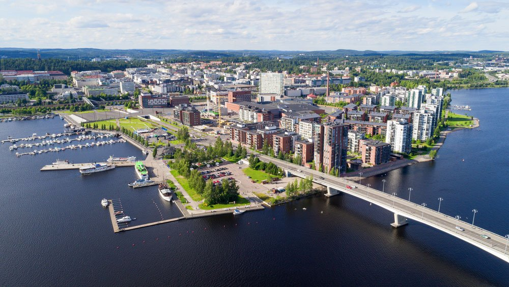 Jyväskylä in Finland a good place to visit