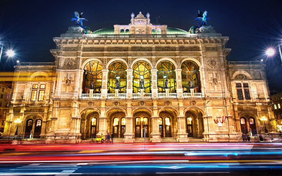 Vienna Opera House and more places to stay in Vienna