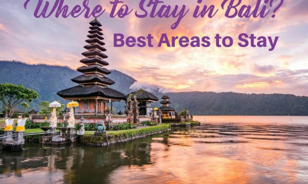 Where to Stay in Bali – Best Places to Stay
