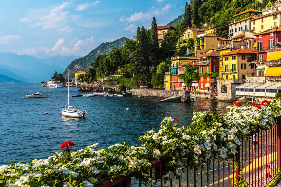 Where to stay in Varenna Lake Como