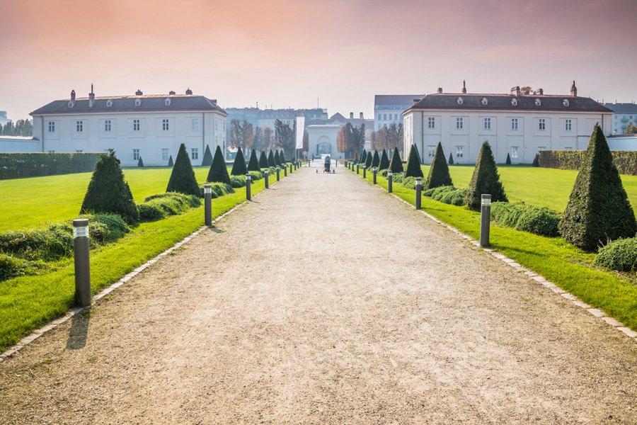 Where to stay in Vienna August Garden