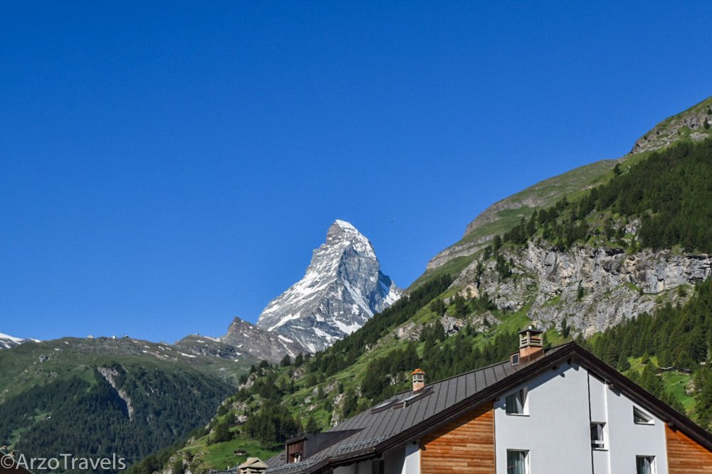 Where to stay in Zermatt (1 von 1)