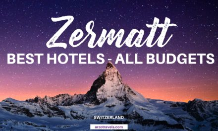 Where to Stay in Zermatt, Switzerland