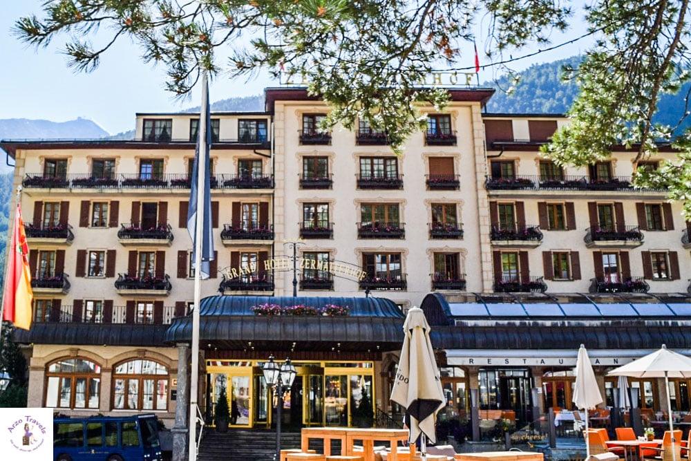 best places to stay in Zermatt Switzerland