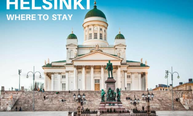 Where to Stay in Helsinki – Best Places and Best Hotels