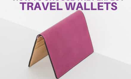 How to Choose the Best Travel Wallet For Women
