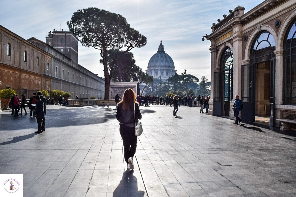 Best attractions in Vatican City with Arzo Travels