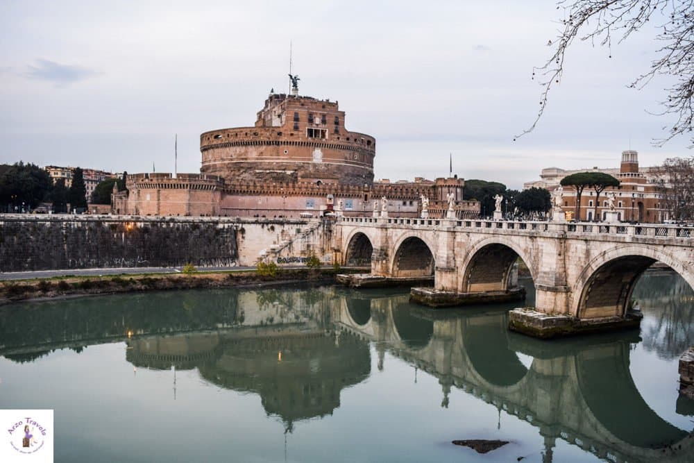 Best attractions in Rome where to visit with arzo Travels