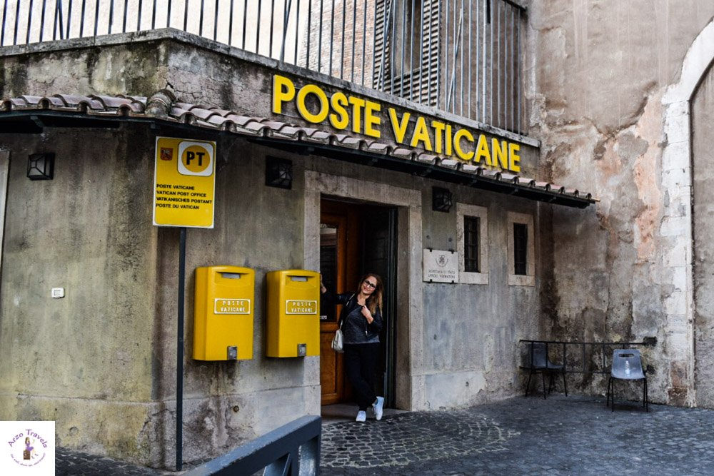 Poste Vatican City, best sights