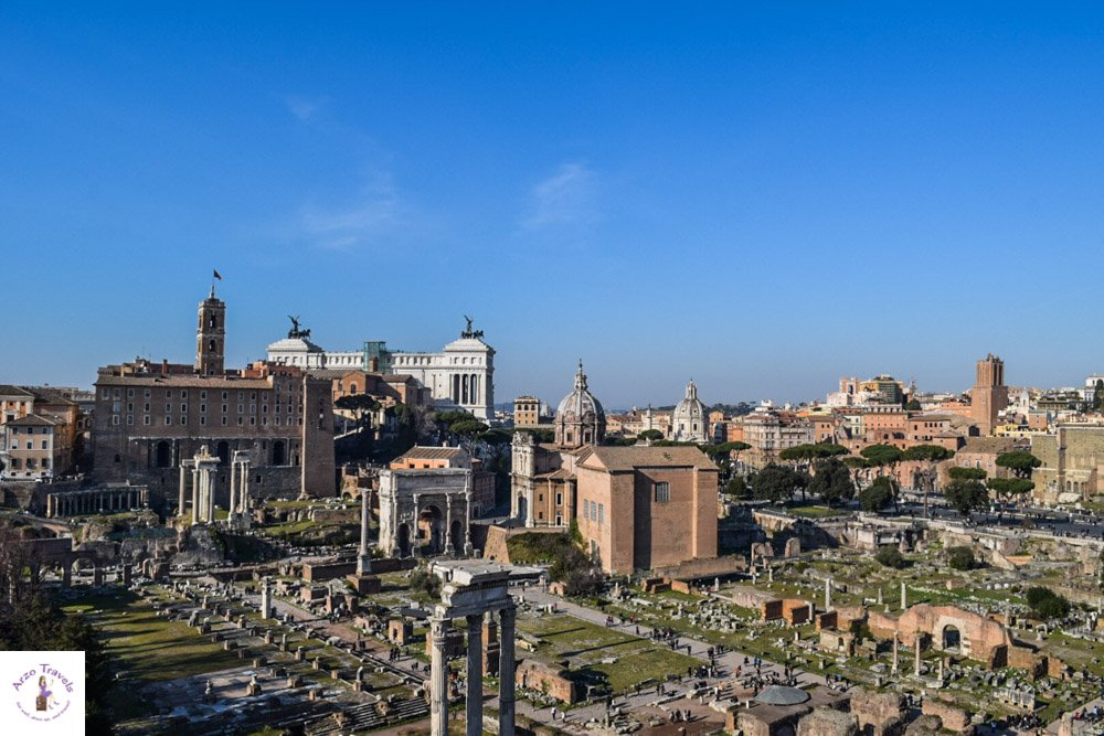 Rome best places to visit in 2 days