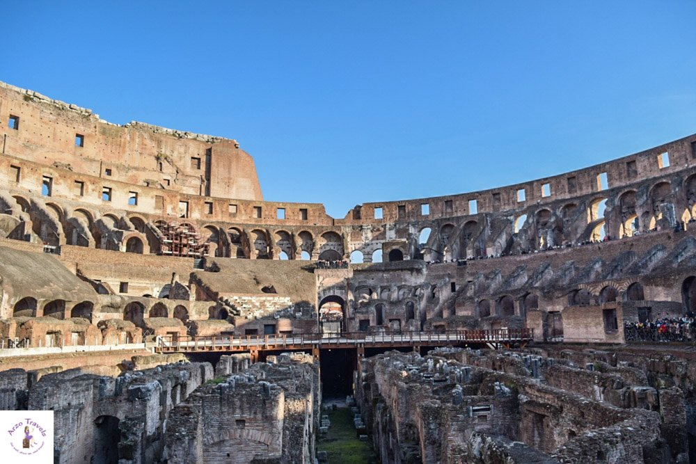 Rome places to go in 2 days best sights