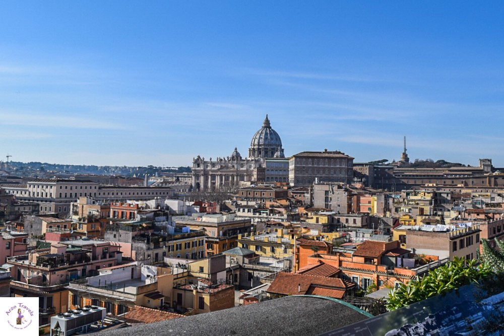 Rome tourists points with Arzo Travels