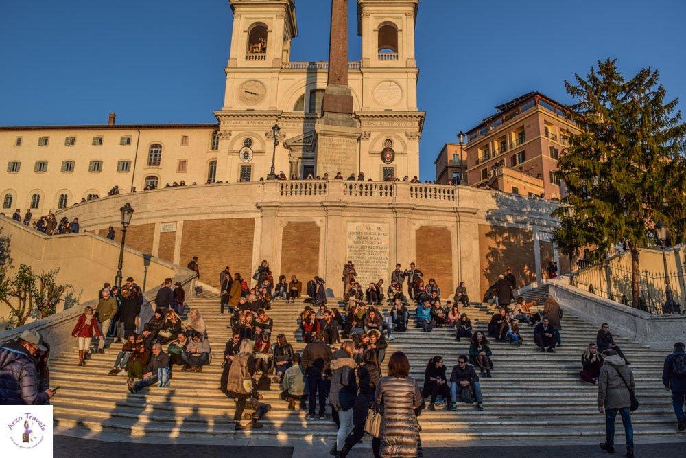Beste Attraktionen in Rom, Italien