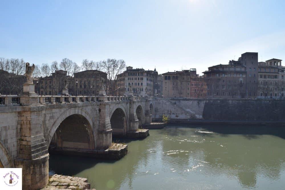 Stroll the Tiber in Rome