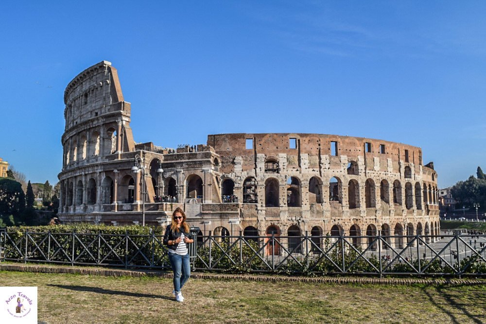 Tourists places in Rome in two days