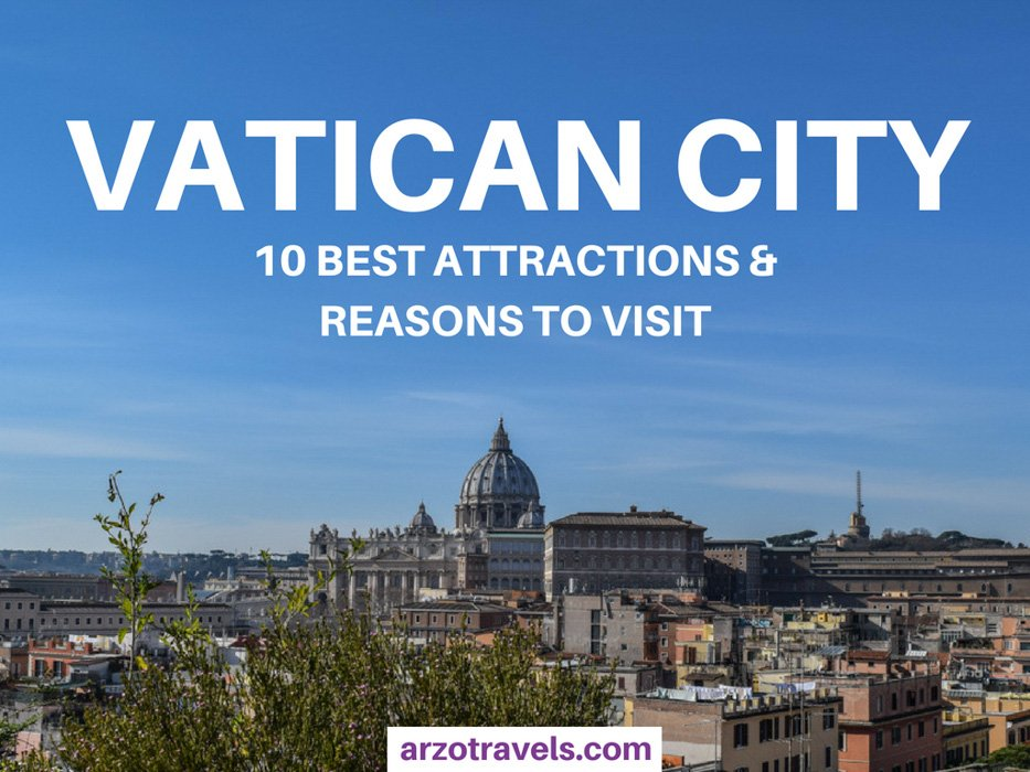 Vatican City - best places to visit and best attractions