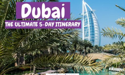 The Perfect Dubai Itinerary – 5 Days in Dubai, United Arab Emirates