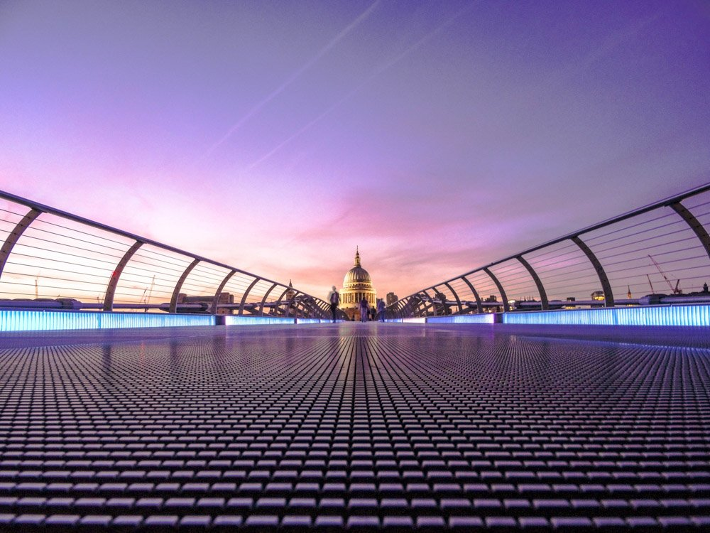James Padolsey Unsplash London sights