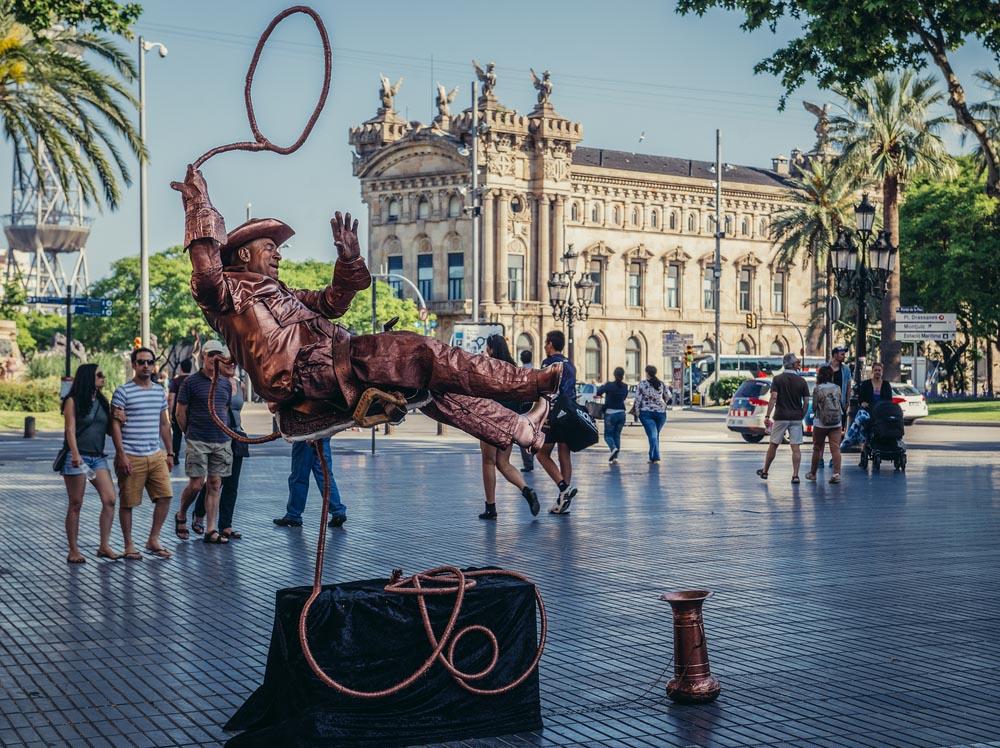 Where to go in Barcelona solo
