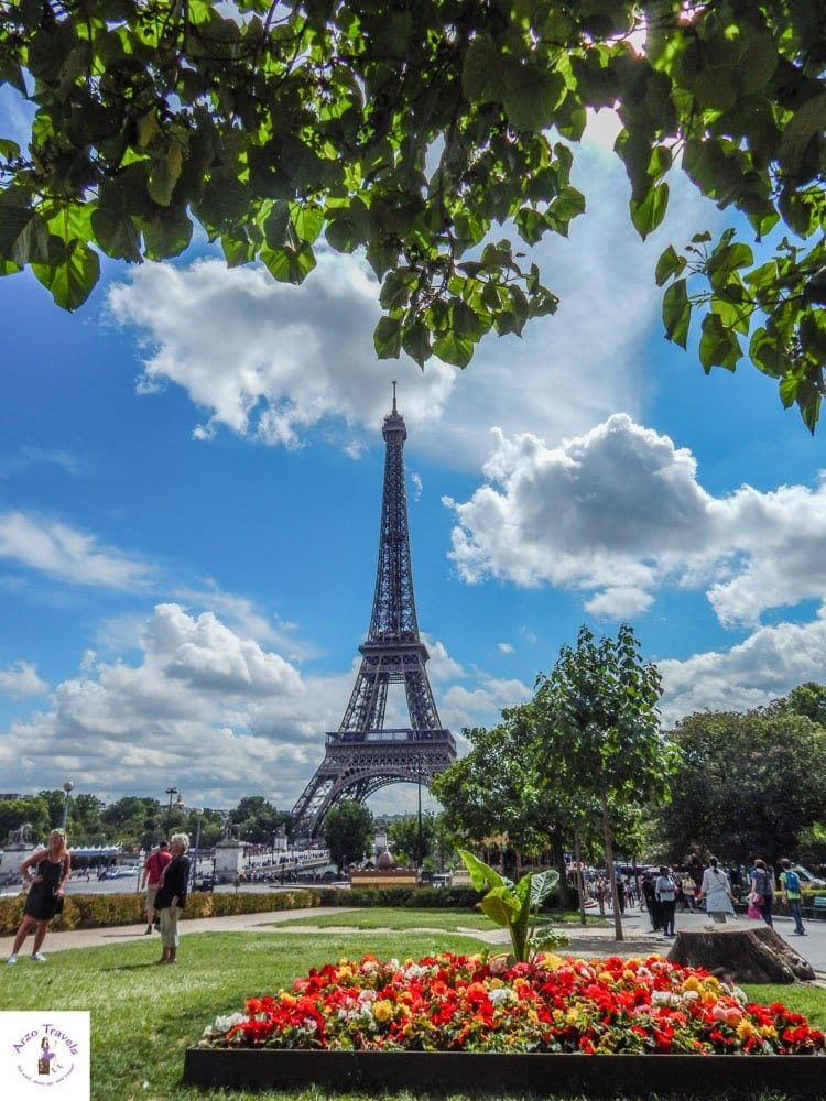 Where to go in Paris