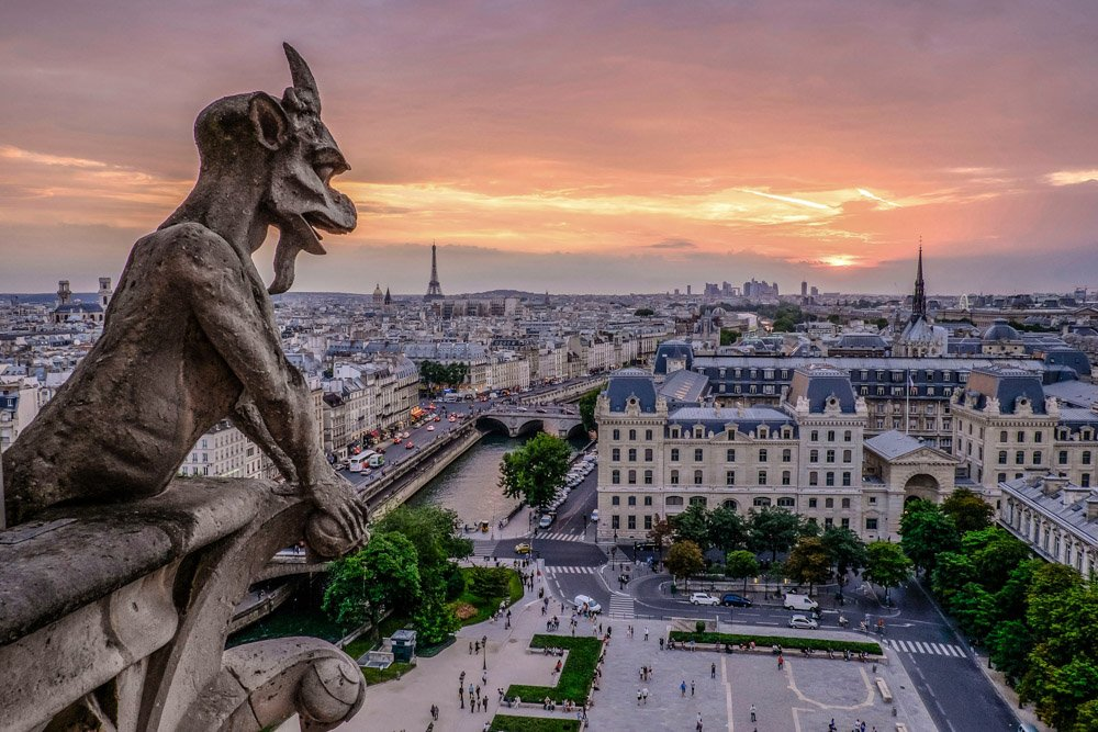 Where to go in Paris in 4 days