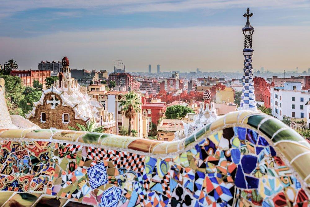 Three-days itinerary Barcelona, Spain