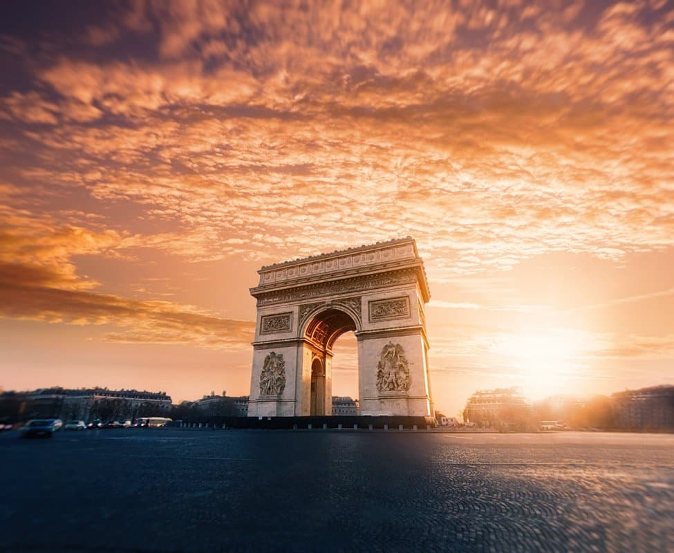 William West at Unsplash - interesting activities in Paris, France