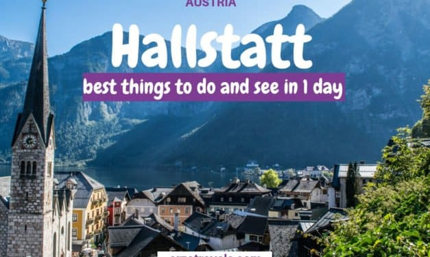 The Best Things to Do in Hallstatt in 1 Day