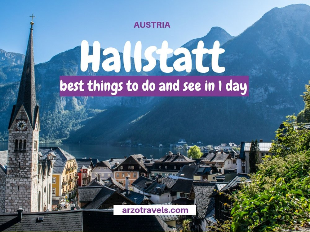 Best Things to Do in Hallstatt in One Day