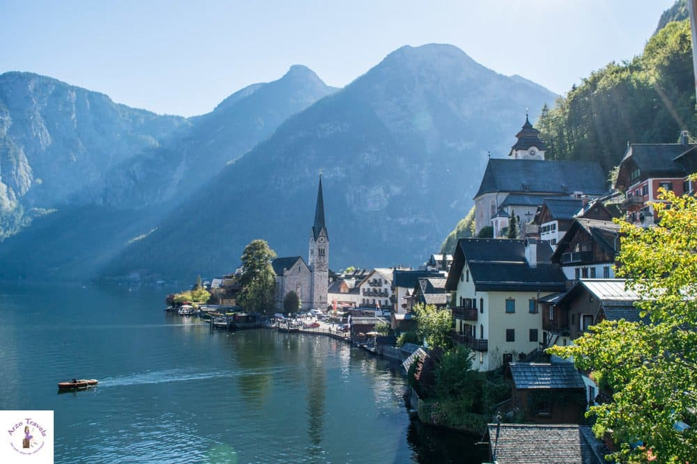 Most beautiful places in Hallstatt