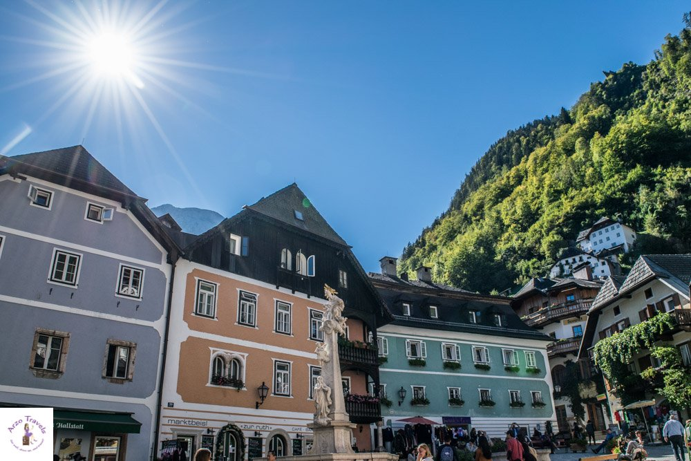 What to see in Hallstatt Market Square