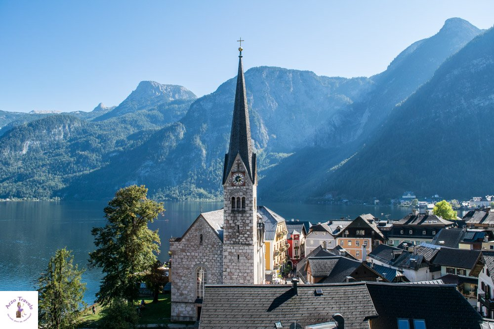 What to see in Hallstatt itinerary 1 day