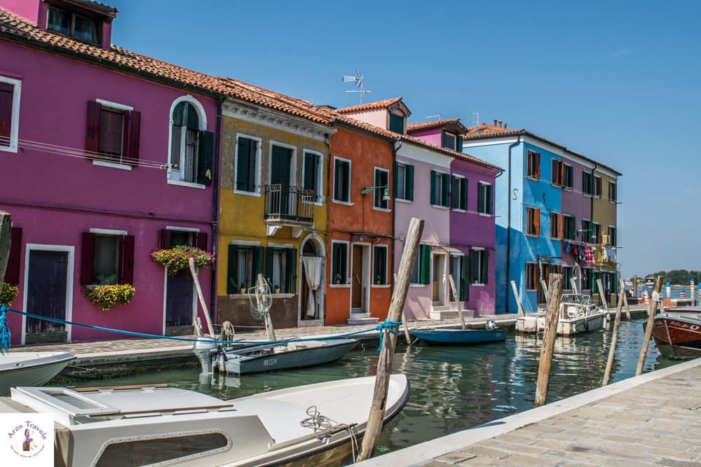 Best places in Burano to visit