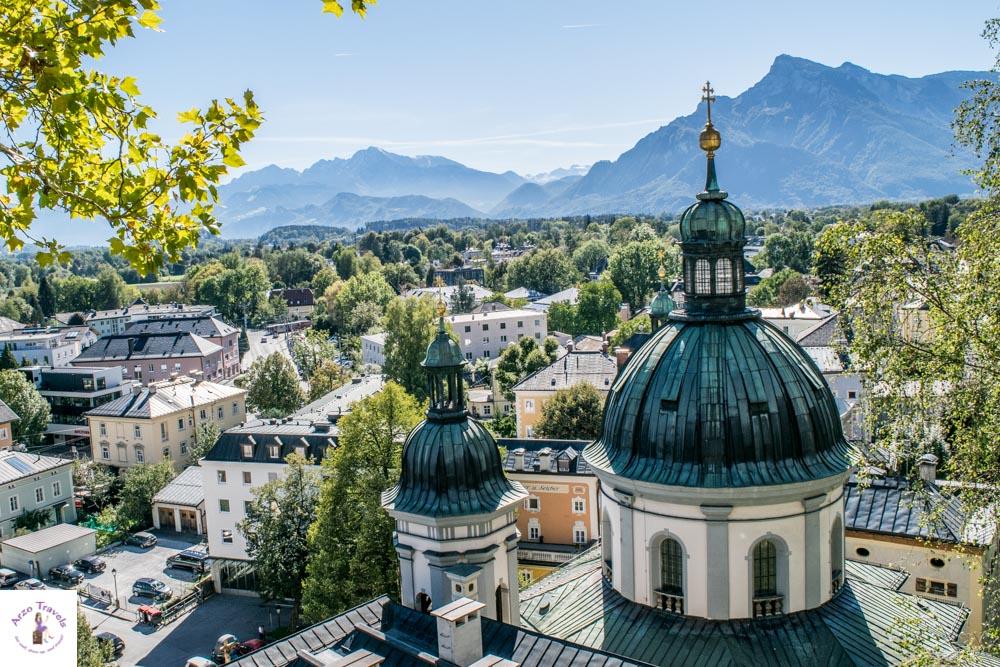 Best views in Salzburg St Erhard Kirche