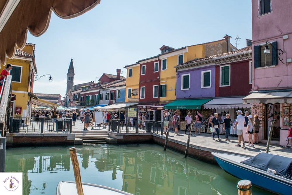 Burano best places in Italy