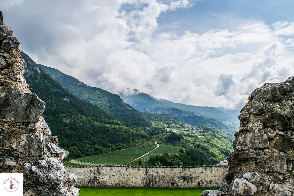 Castel Beseno in Trentino
