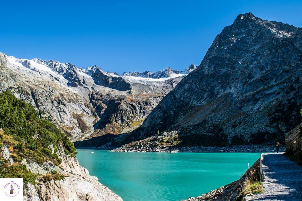 Gelmsersee in Switzerland