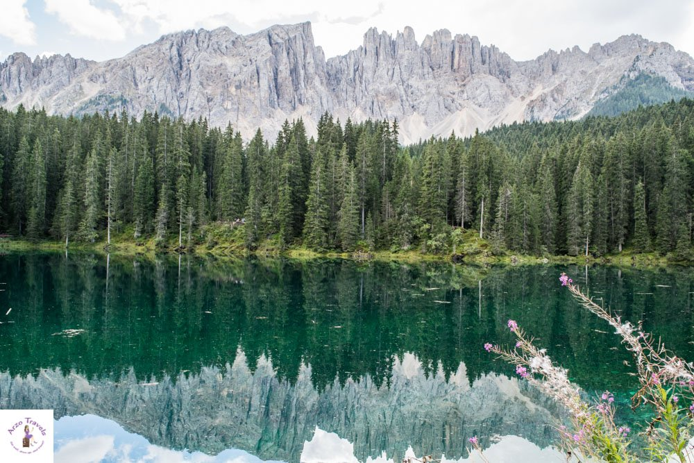 How to get to Karersee, South Tyrol