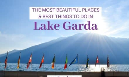 Best Places to Visit in Lake Garda