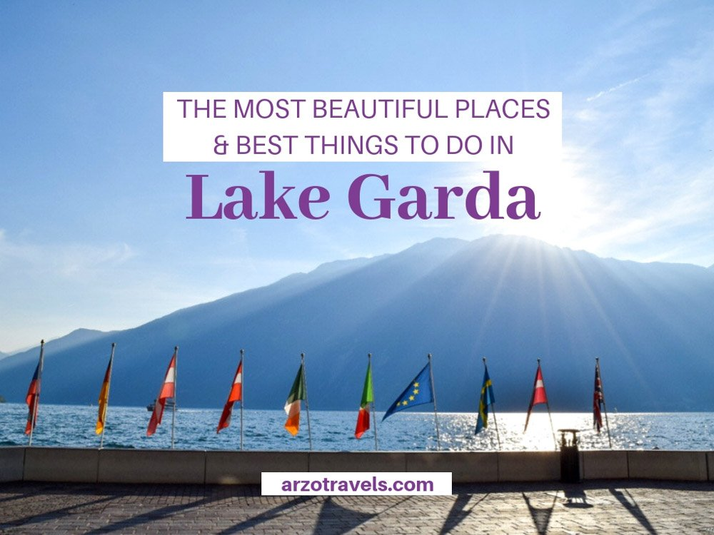 Lake Garda tourist attractions, best places to visit and best things to do