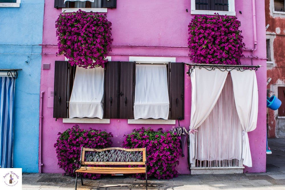 Best Instagram pictures for Burano